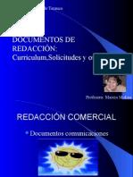 DocumentosdeRedaccincomercial.pps