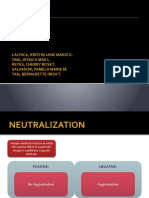 Neutralization and Complement Fixation