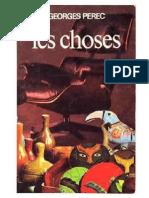 Georges Perec Les Choses 1965