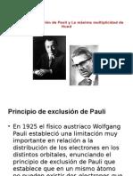 6.- Principio de Exclusión de Pauli y La Máxima Multiplicidad de Hund - Karla