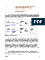Lab 12 an Aldol Reaction-The Synthesis of Tetraphenylcyclopentadienone(2)