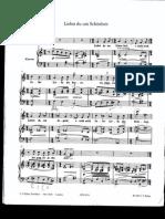 Liebst Du um Schönheit- Gustav Mahler
