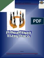 Monografia de Plan Estratégico