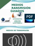 Medios de Transmision Guiados