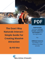 RSD Implementable Summaries - Max - The Exact Way Naturals Interact