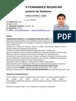 Cv Jorge Fernandez