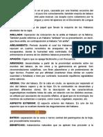 Diccionario de Puros