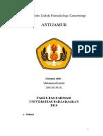 260110130132 Muhammad Ismail Makalah Anti Jamur