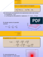 De Matematicas OPERADORES VECTORIALES