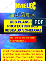 Plans de Protection Des Réseaux Electriques