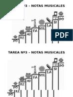 Tarea Nº3 - Notas Musicales