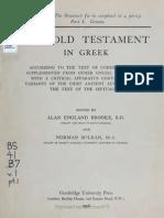new concept ef128 1fcf8 Old Testament Greek 1