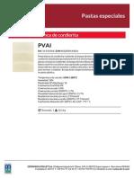 PVAI17615 PVA - Pasta Blanca de Cordierita