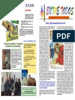 Revista Entre Todos 2015