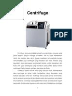 Centrifuge Densitometer