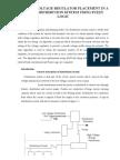 Optimal Voltage Regulator