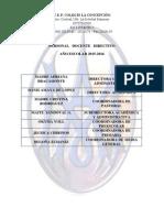 Personal Del Colegio 2015-2016 - Copia