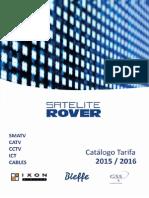 Catalogo Rover