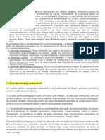 • Projeto Político-pedagógico