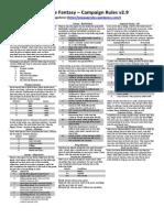 1pFB - Campaign Rules v2.9