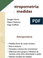 Antropometria medidas