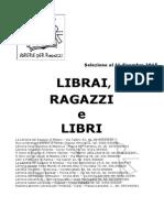 LIBRAI, RAGAZZI E LIBRI 1° dicembre 2015