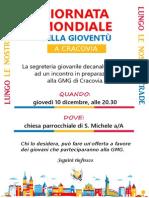 GMG locandina