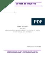 Informe Quinquenal 2010_2014