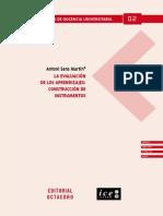 La evaluación de los aprendizajes_Construcción de instrumentos.pdf