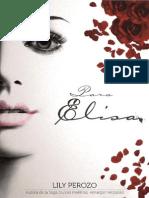Para Elisa - Lily Perozo