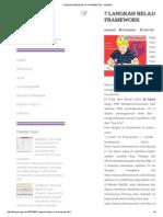 7 Langkah Belajar Yii Framework - Aimagu