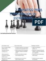 Analisis y Eleccion de La Estrategia