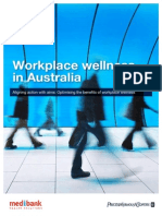 Workplace Wellness in Australia