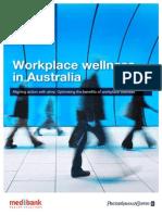 Workplace Wellness in Australia