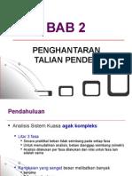 BAB 2- Penghantaran Talian Pendek