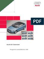 SSP 430 Audi A3 Cabriolet