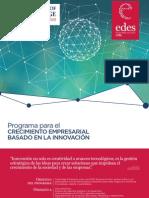 PDF Innovacion Brochure