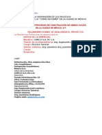ANTEPROYECTO DE INGENIERIA CIVIL