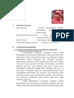 Resume I Pendekatan Kooepratif Dan Multikultural