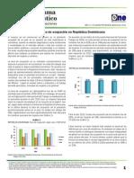 Panorama Estadístico 46 Brecha de Género en La Tasa de Ocupación en República Dominicana