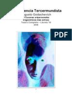 10 - Competencia Tercermundista - Augusto Godachevich - Teatro Completo - Libreto 10 (2015)
