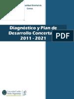 Comas Plan de Desarrollo Concertado 2011 2021