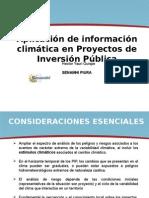 Uso Informacion Climatica