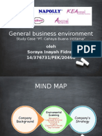 General Business Environment
