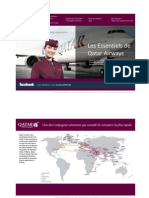 Qatar Airways | The Essentials Card by Luxury Attitude