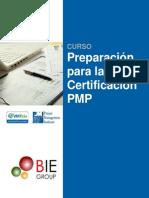 Brochure Curso Online PMP