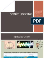 Sonic Logging Present