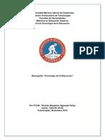 monografia-sociologia