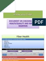 Know Your Fiber