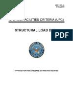 Structural Loads UFC 2004